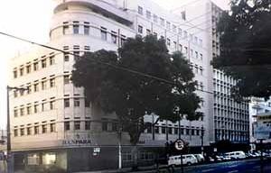 Edifício Dias Paes, arquiteto Antonio Braga, Belém [Foto Giovanni Blanco, 2001]