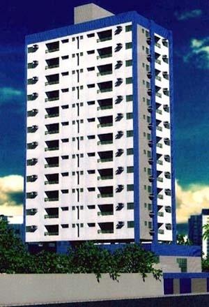 Figura 03 – Edifício Tamari, prospecto promocional da Hábil Engenharia Ltda