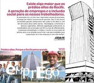 Figura 11 – Campanha institucional da ADEMI-PE, 2003 [site da Qualymais]