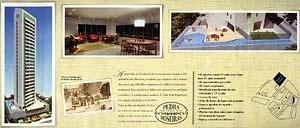 Prospecto promocional do Edifício Pedra do Sítio das Roseiras. Construtora Pedra Forte Engenharia
