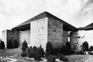 Vista da casa de banhos do centro para a comunidade Judaica em Trenton [DEVILLERS, Charles et alli. Op. cit., p. 29]