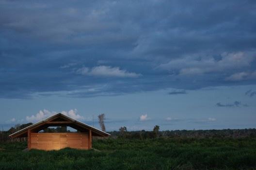 Coberturas no Xingu
