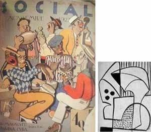 Revista Social, Director artistico Conrado Massaguer, La Habana