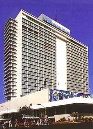 Hotel Habana Libre, anteriormente Havana Hilton, se puso en explotación en la ciudad de La Habana en 1958