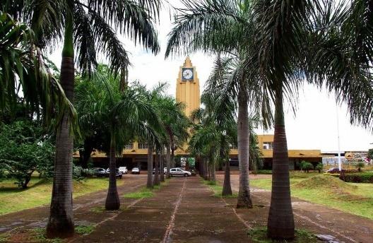 Estação de Trem, Goiânia GO<br />Foto Nando1462 (Fernando Santos Cunha Filho)  [Wikimedia Commons]