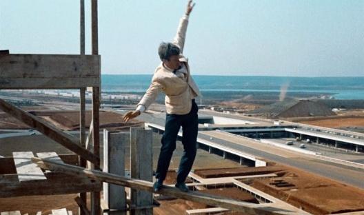 Fotograma do filme <i>O Homem do Rio</i>, direção de Philippe de Broca<br />Foto divulgação