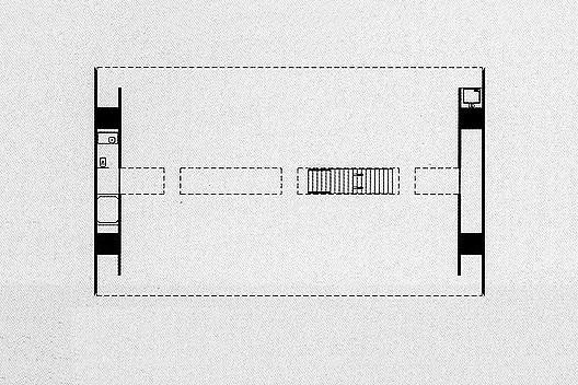Loja Forma, planta térreo, São Paulo, 1987. Arquiteto Paulo Mendes da Rocha<br />Imagem divulgação  [PIÑÓN, Helio. Paulo Mendes da Rocha. São Paulo, Romano Guerra Editora, 2002]