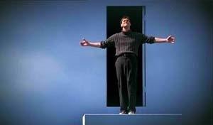Show de Truman, filme de Peter Weir, 1998. Paramount Pictures