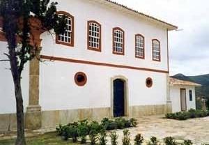 Museu do Oratório, após restauro<br />Foto Oficina de Cantaria de Ouro Preto