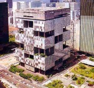 Sede da Petrobrás no Rio de Janeiro, Arquiteto Roberto Luiz Gandolfi e equipe