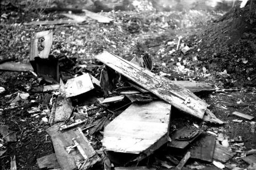 Exumação, 1944<br />Foto Benicio Whatley Dias  [Fundaj, ME]