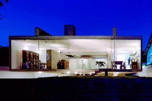 Casa Mello, Ribeirão Preto<br />Foto Nelson Kon