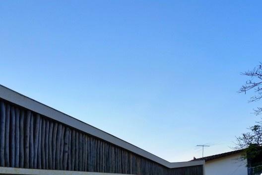 Residência Juscelino Kubistchek, telhado, Belo Horizonte. Arquiteto Oscar Niemeyer<br />Foto Cêça Guimaraens