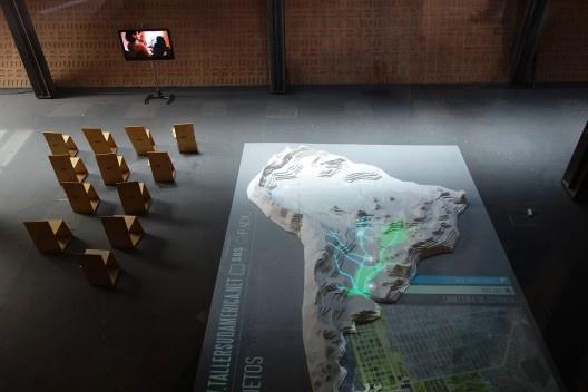 América Latina no Centro Cultural Vergueiro<br />Foto Renato Anelli