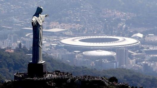 Jogos Olímpicos Rio 2016, Estádio do Maracanã, Centro, Rio de Janeiro<br />Foto divulgação  [Website oficial Jogos Olímpicos Rio 2016]