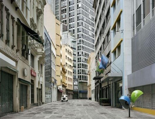 Centro, São Paulo<br />Foto/Photo Tuca Vieira  [Exposição Atlas fotográfico da cidade de São Paulo e seus arredores]