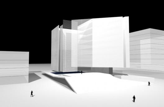 Concurso Público Nacional de Arquitetura Sede da Procuradoria Regional da República da 4ª Região - PRR4
