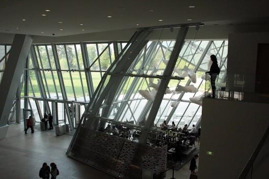 Vista do hall principal<br />Foto Lutero Pröscholdt/Milene Migliano