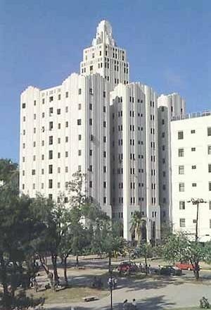 Edificio de apartamentos López Serrano, La Habana, 1932