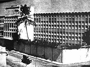 Fig. 31 – Golconde Ashram. Antonin Raymond. Pondicherry, 1936-44