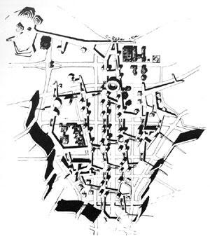 Plano para Berlim, Peter & Alison Smithson