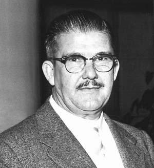 João Artacho Jurado, por volta de 1957