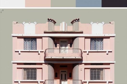 Casa na rua 6, n. 124, Setor Central<br />Elaboração Rodolpho Furtado