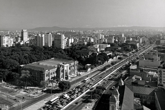 Pinacoteca do Estado<br />Foto Nelson Kon
