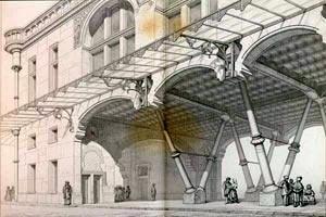 Composição, Entretiens sur l'Architecture. Paris, 1863, pl. 22, Viollet-le-Duc