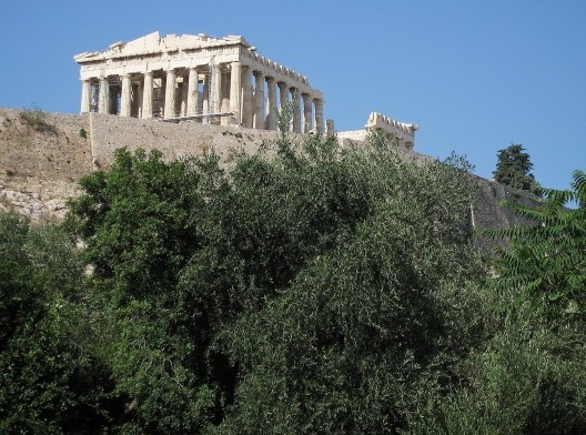 Parthenon, Atenas<br />Foto Nicholas Hartmann  [Wikimedia Commons]