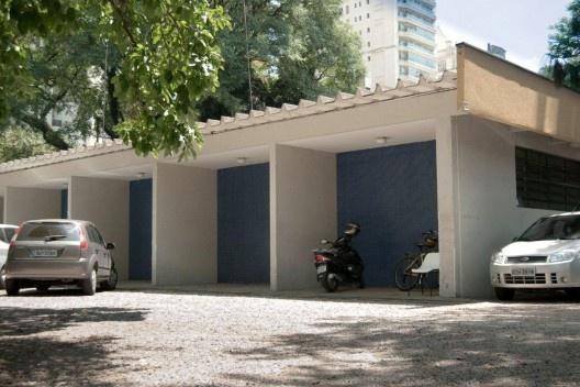 Edifício do CAPS Itaim Bibi (Centro de Atenção Psicosocial) da PMSP<br />Foto Rodrigo Fernando Garcia