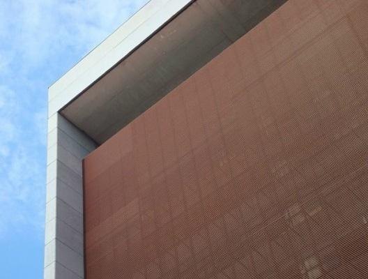 Universidade Federal do ABC, arquitetos Claudio Libeskind, Sandra Llovet, Mario Lotfi e David Ruscalleda<br />Foto divulgação  [Libeskindllovet Arquitetos]