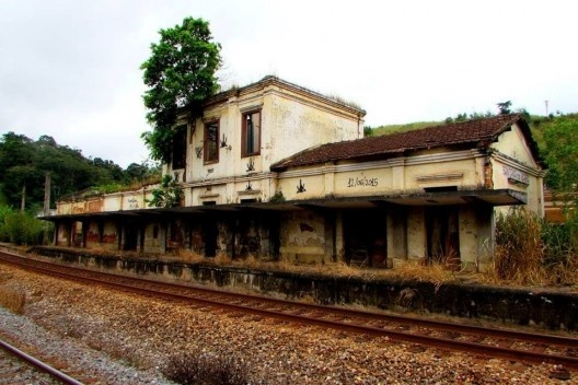 Estação Ferroviária Santana de Barra, Barra do Piraí RJ, maio 2016<br />Foto Alexandre Ferreira  [Website Estações Ferroviárias do Brasil]