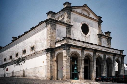 Igreja do Espírito Santo, Évora, Portugal, 2015<br />Foto Ivan Cavalcanti Filho