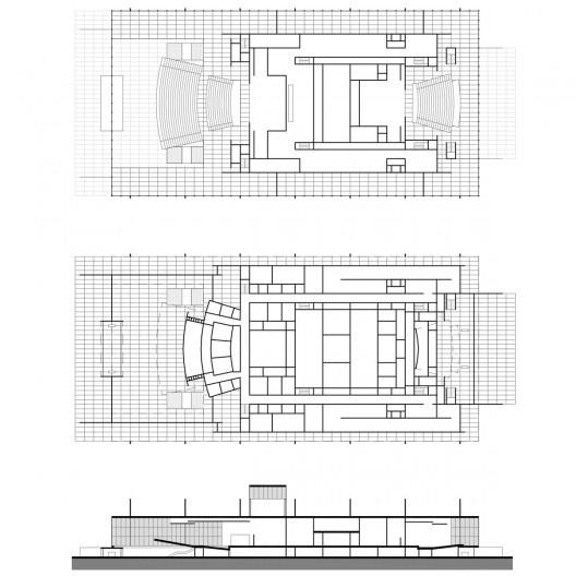 arquitextos 185 03 projeto  o projeto de teatro de ludwig