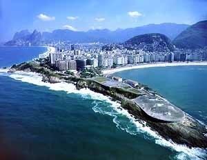 Forte de Copacabana<br />foto Riotur – http://www.rio.rj.gov.br/