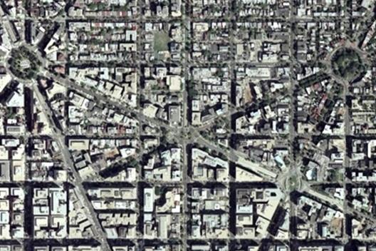 Washington, Estados Unidos [Google Earth, 2009]