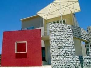 Casa Curva, Juazeiro, Bahia, 2003 Sete43 Arquitetos – Naia Alban (imagens cedidas pelos arquitetos)
