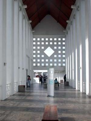 Centro Cultural Dragão do Mar, Fortaleza, Ceará, Delberg Ponce de Leon e Fausto Nilo<br />Foto Luiz Amorim