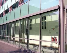 Altes AKH. Novo Campus da Universidade de Viena, Friedrich Kurrent e Johannes Zeininger, Viena, 1998
