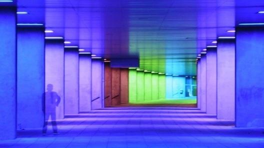 Netherlands Architecture Institute – NAi, Roterdã. Arquiteto Jo Coenen<br />Foto Nelson Kon
