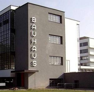 Bauhaus, Dessau. Arquiteto Walter Gropius<br />Foto AG