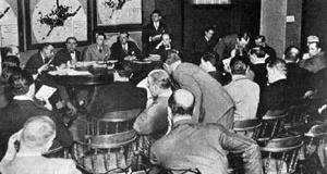 Sesiones del Congreso de Urbanismo, 1935