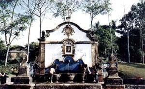Fachada do Chafariz São José [acervo do autor]