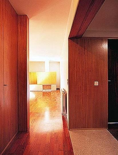 Casa Milhundos, vista da sala<br />Foto de Luís Ferreira Alves