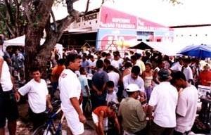 Feira de Troca na Feira da Prata<br />Foto Mariana Dias Vieira