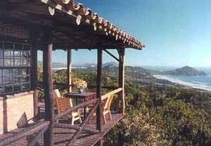 Pousada na Praia das Rosas em Imbituba, Santa Catarina: paraíso dos ambientalistas
