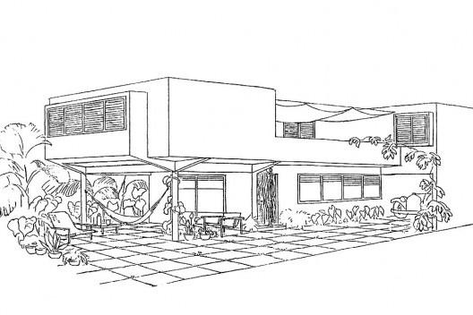 Casa sem dono nº 1. Lúcio Costa, década de 30 [Casa de Lúcio Costa]