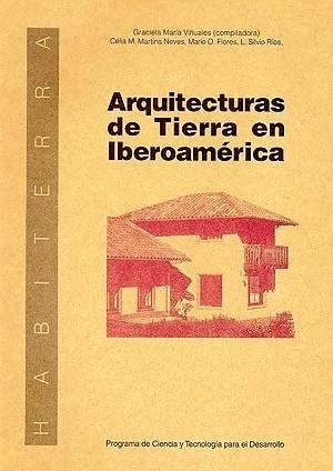 """Livro """"Arquitecturas de tierra en Iberoamérica"""". Organización Graciella Viñualles [Arquivo Cedodal]"""