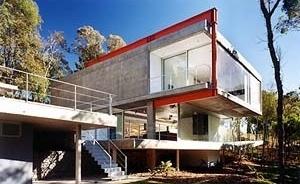 Panorama Emergente Iberoamericano. Joven arquitectura. Serie Construidos. Casa en São Roque, Studio Andrade y Morettin, Brasil [http://www.bienaliberoamericanadearquitectura.org/panorama/pei.html]